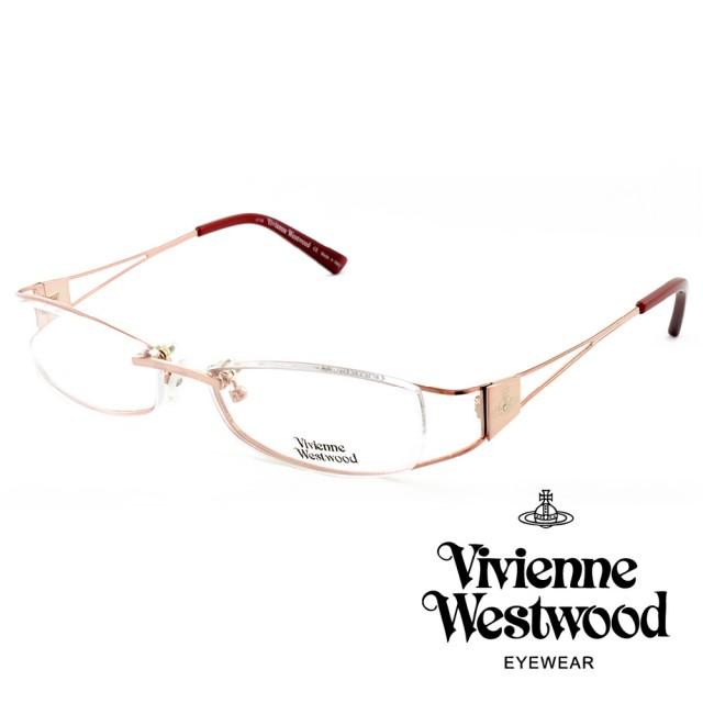 【Vivienne Westwood】英國薇薇安魏斯伍德★時尚簡約標誌圖騰造型★光學眼鏡(VW119 四色)