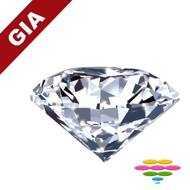 【彩糖鑽工坊】GIA 30分 G/I1 1EX 鑽石項鍊(P45或P46)