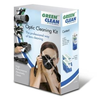 【GREEN CLEAN】Optic Cleaning Kit 光學鏡頭/鏡片清潔組 LC-7000