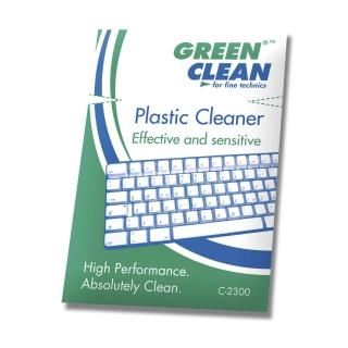 【GREEN CLEAN】Plastic Cleaner 辦公室清潔濕紙巾5入 C-2300-5