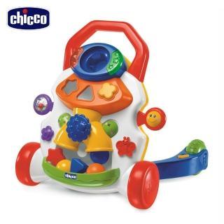 【Chicco】寶貝音樂助步/學步車