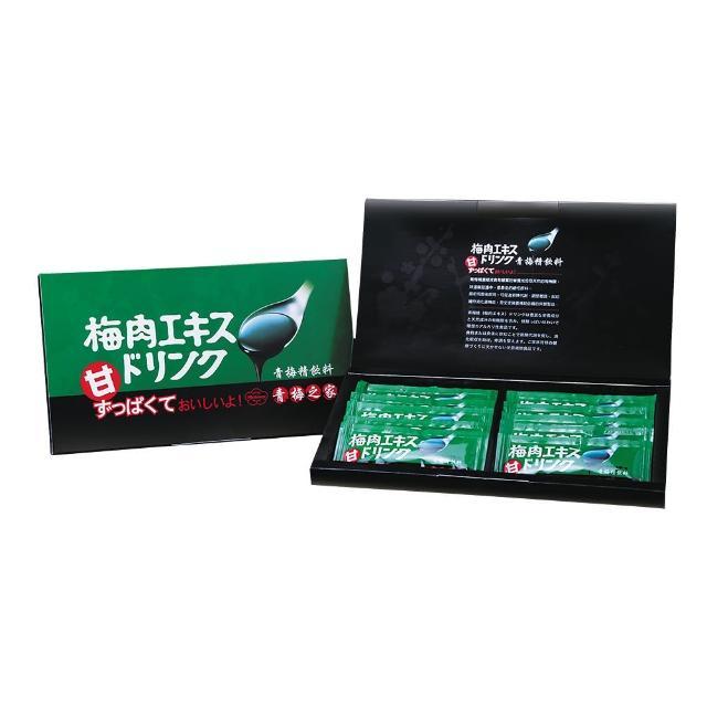 【青梅之家】青梅精飲料隨身包禮盒(12包/盒)