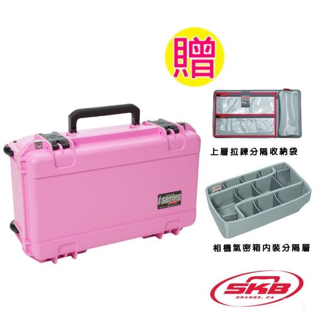 【SKB Cases】滾輪拉柄氣密箱3I-2011-7P-C