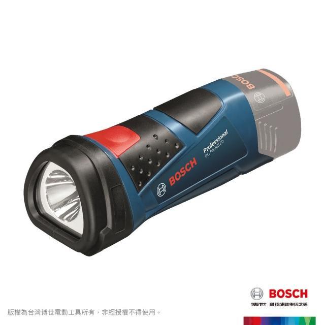 【BOSCH 博世】10.8/12V 鋰電LED手電筒(GLI PocketLED)
