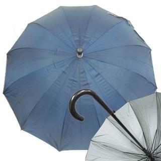 日式12K晴雨傘-彎頭×6入