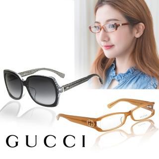 【GUCCI 古馳】- 超輕量純鈦/膠框眼鏡(多款均一價)