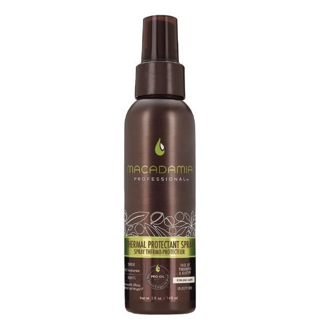 【Macadamia】Professional 瑪卡奇蹟油 防熱護髮噴霧(148ml)
