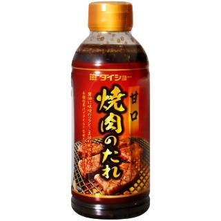 【Daisho】燒肉醬-甘口(400g)