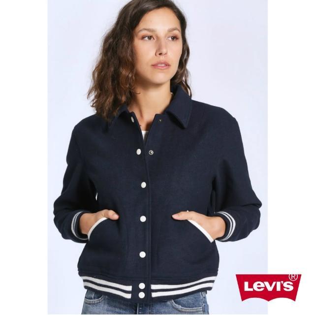 【LEVIS】夾克外套 / 電繡 / 羊毛