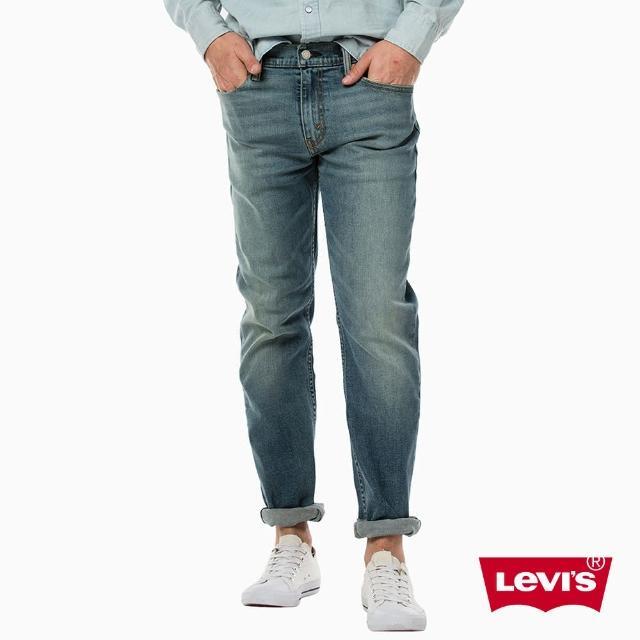 【LEVIS】513 修身直筒牛仔褲 / 彈性布料