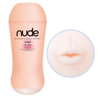 【日本NPG】nude裸感咽頭自慰飛機杯(口交 oral)