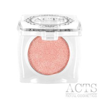 【ACTS 維詩彩妝】璀璨珠光眼影 璀璨珊瑚粉C215