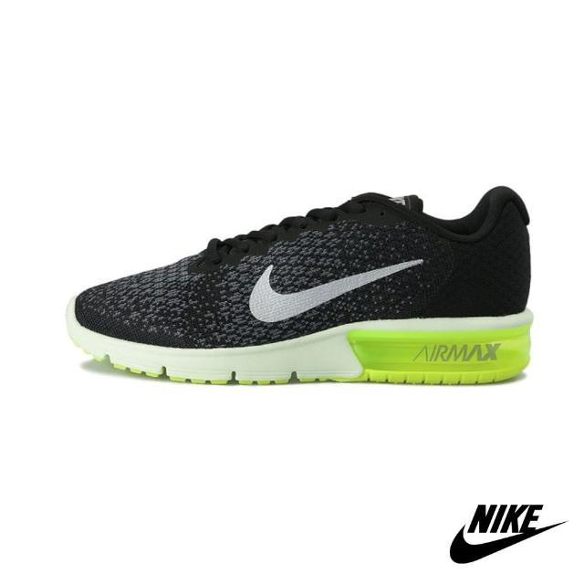 【NIKE 耐吉】sequent 2 男款 AIRMAX氣墊鞋 運動鞋 慢跑鞋 健走鞋 @B3(2461011)