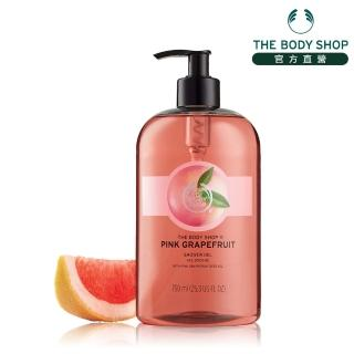【THE BODY SHOP】粉紅葡萄柚活力沐浴膠(750ML)