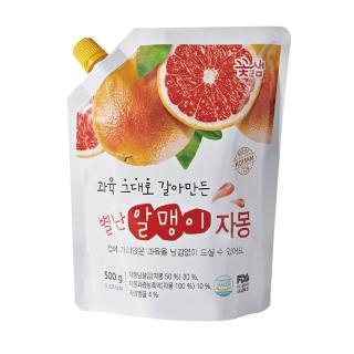 【韓味不二】花泉蜂蜜葡萄柚茶 果醬(500g)