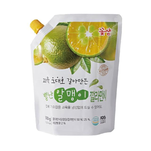 【韓味不二】花泉蜂蜜金桔茶 果醬(500g)
