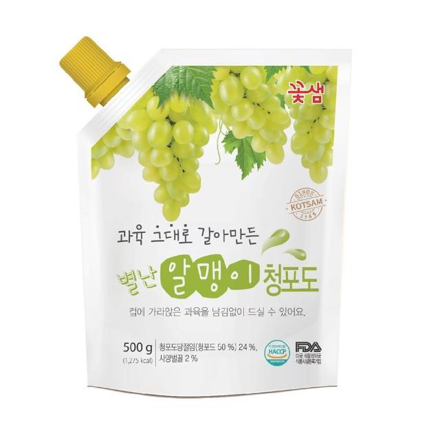 【韓味不二】花泉蜂蜜白葡萄茶 果醬(500g)