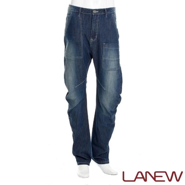 【La new】雙向彈性3D剪裁牛仔褲(男款*279105770)