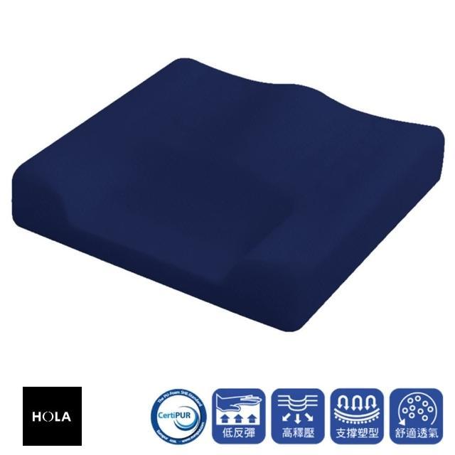 【HOLA】高密度抗菌健康塑型釋壓坐墊/