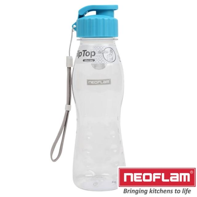 【NEOFLAM】TRITAN曲線水壺700ml(水藍色)