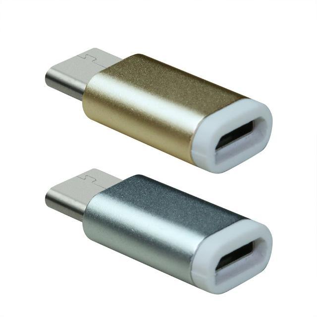 【Archgon 亞齊慷】ADP-USB2241S USB 3.1 GEN II(Type C to USB Micro B轉接頭)