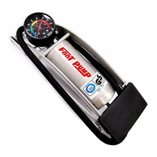 行家耐用型單管打氣機(登山車|輪胎|充氣|道路救援)