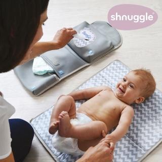 【Shnuggle】BumGo外出包(尿布紙巾通通一包搞定)