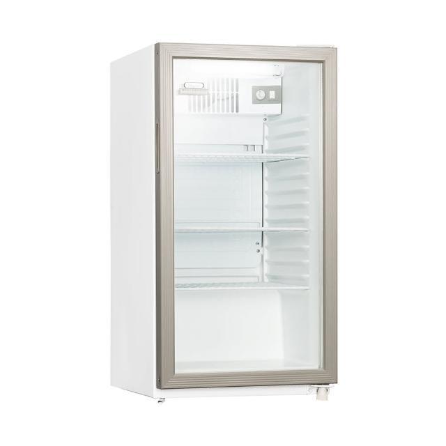 【Haier 海爾】直立式飲料冷藏櫃 HSC110(直立式飲料冷藏櫃)