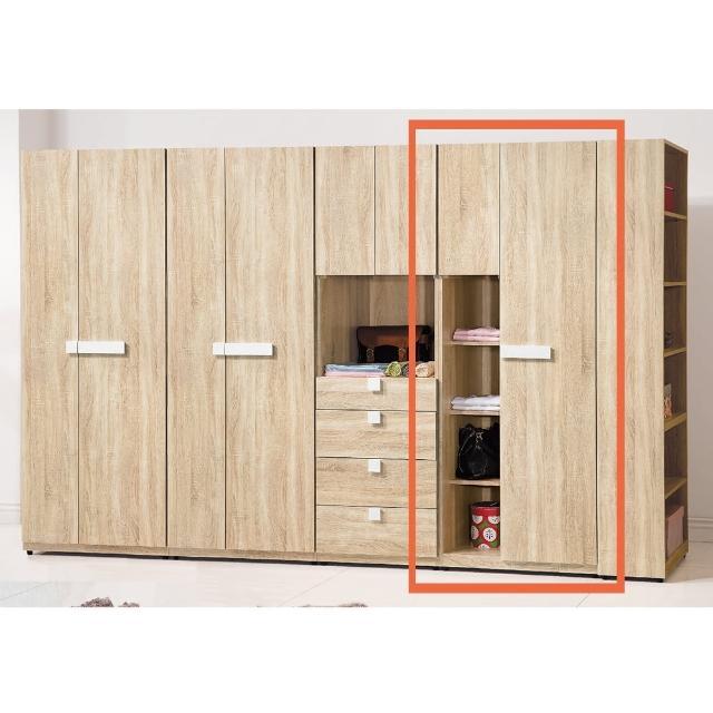 【顛覆設計】絲莉多2.5尺單門衣櫃