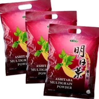 【統一生機】明日葉精力湯經濟分享包3件組(30g*12包/袋/共3袋)