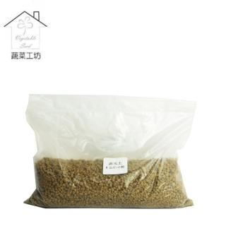 【蔬菜工坊】赤玉土1公斤分裝包-小粒(日本原裝進口)