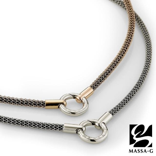 【MASSA-G】MASSA-G Titan能量之環4mm超合金鍺鈦對鍊