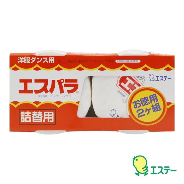 【ST雞仔牌】便利防蟲劑(圓狀補充片)2入