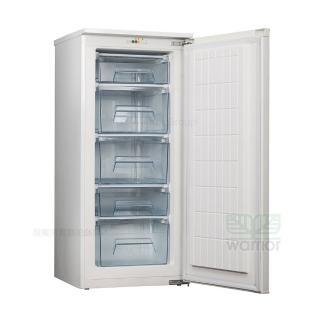 【WARRIOR 樺利】直立單門冷凍櫃 TF18A(直立單門冷凍櫃)