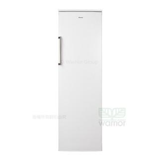 【WARRIOR 樺利】直立單門冷凍櫃 TF29A(直立單門冷凍櫃)