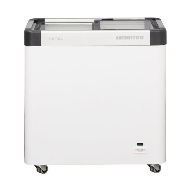 【LIEBHERR 利勃】德國利勃LIEBHERR 1尺5 玻璃推拉冷凍櫃 EFE-1102(玻璃推拉冷凍櫃)