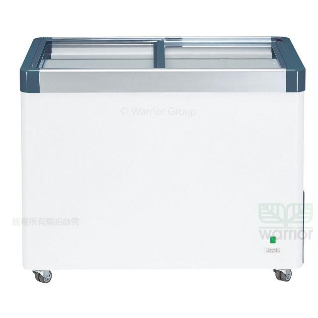 【LIEBHERR 利勃】德國利勃LIEBHERR 3尺4 玻璃推拉冷凍櫃 EFE-2802(玻璃推拉冷凍櫃)