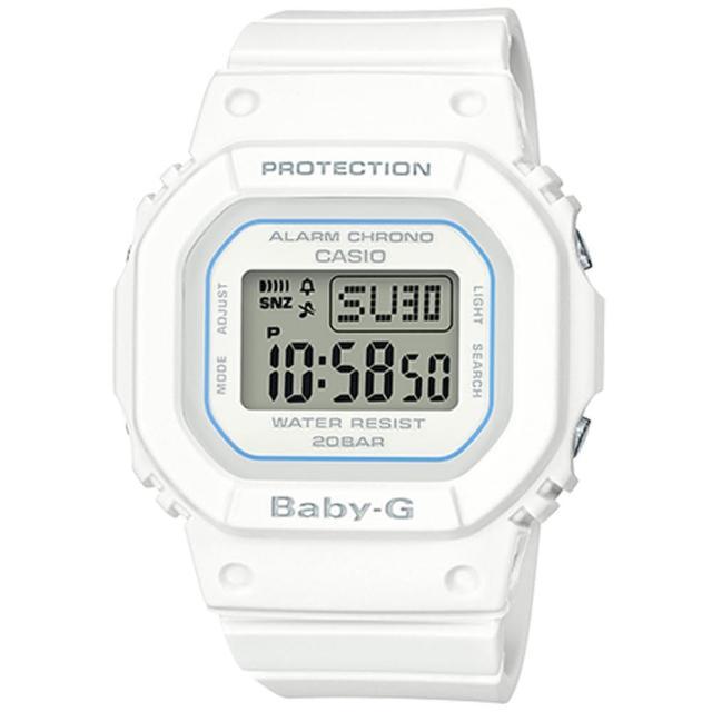【CASIO 卡西歐】BABY-G 復刻經典休閒錶(BGD-560-7D)