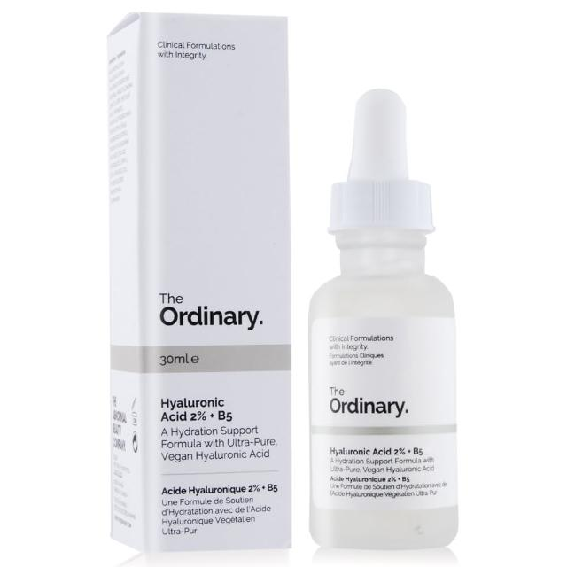 【The Ordinary】Hyaluronic Acid 2% + B5 超純補水玻尿酸(30ml)