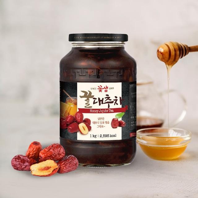 【韓味不二】蜂蜜紅棗茶(果醬1kg)