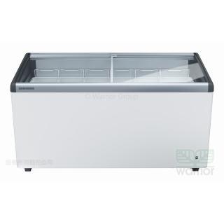 德國 利勃 483L 弧型玻璃推拉冷凍櫃 EFI-4803