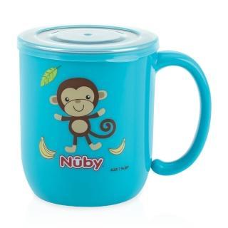 【Nuby】不鏽鋼喝水杯(藍)