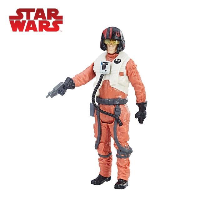 【Hasbro 孩之寶】星際大戰電影8-3.75吋基本人物組Orange-波戴姆倫