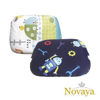 【Novaya 諾曼亞】《微笑寶貝》恆溫水冷凝膠嬰兒凹型枕(6款)