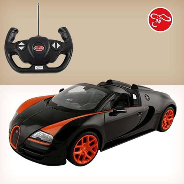 【瑪琍歐玩具】1:14 Bugatti Grand Sport Vitesse 遙控車