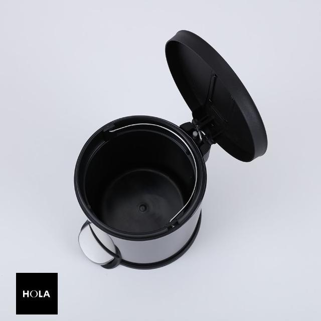 【HOLA】HOLA 阿道夫緩降踏式垃圾桶12L紫