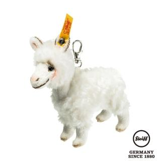 【STEIFF】Pendant Llama 駱馬(經典吊飾_黃標)
