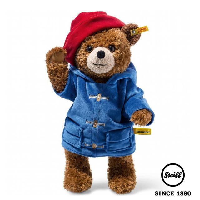 【STEIFF】Paddington TM Bear 伯林頓熊(經典泰迪熊)