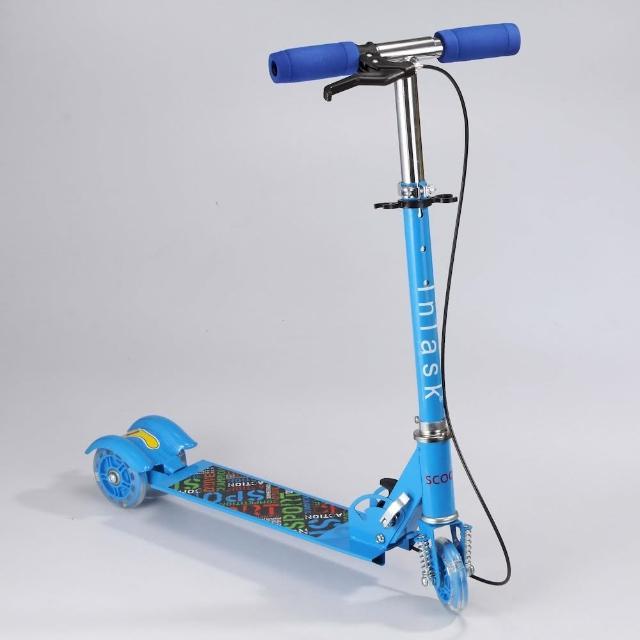 【英萊斯克】寶貝手剎滑板車(滑板車)