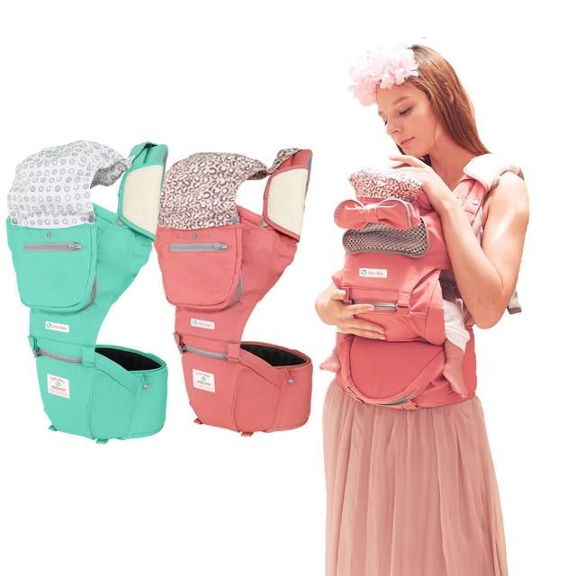 【雙11加碼送嬰兒背帶】yoda嬰兒成長型/座椅式揹帶(共四色)